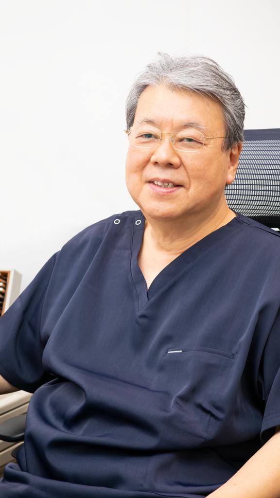 医学博士 安部英彦